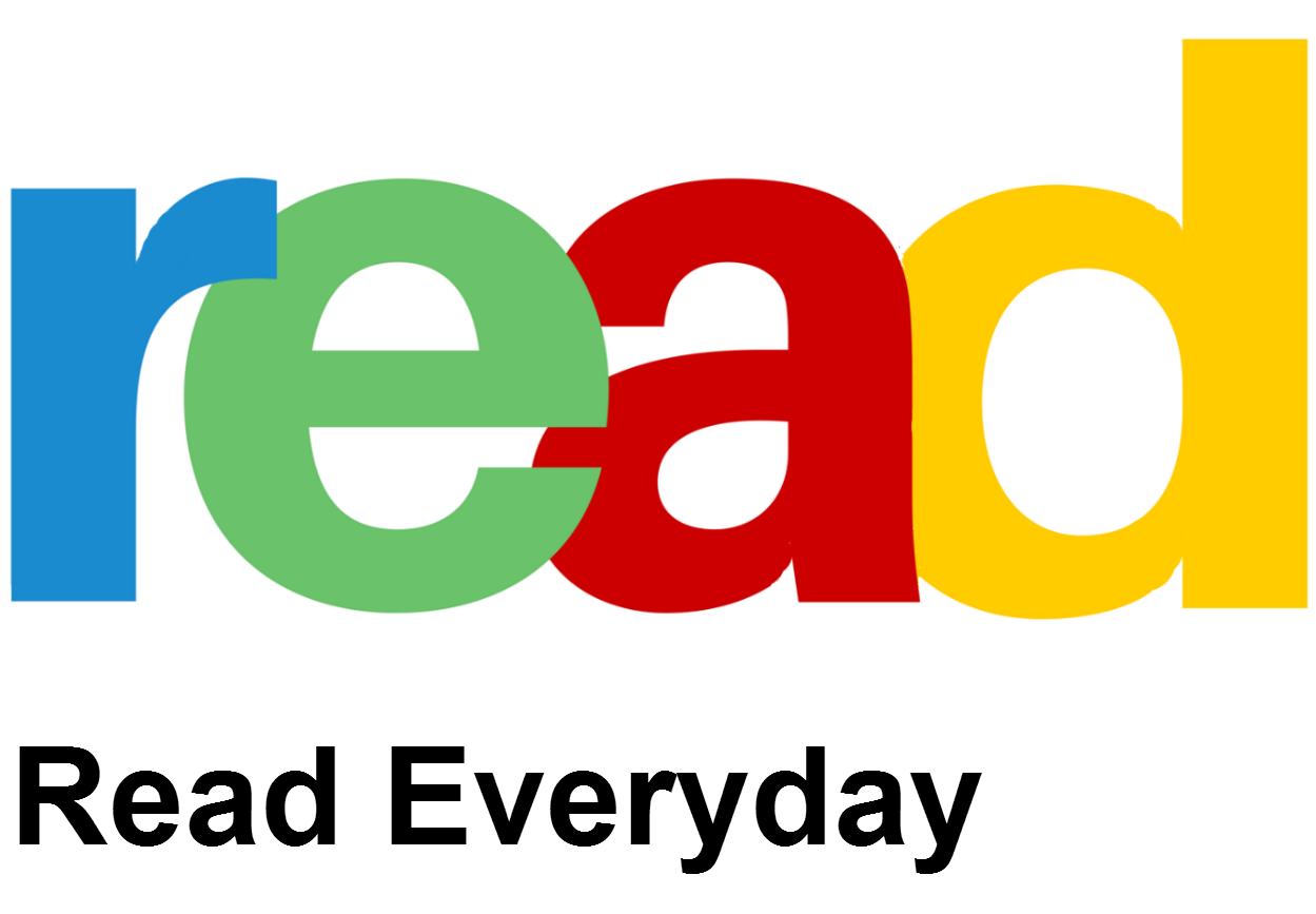 This is the image for the news article titled Read Everyday